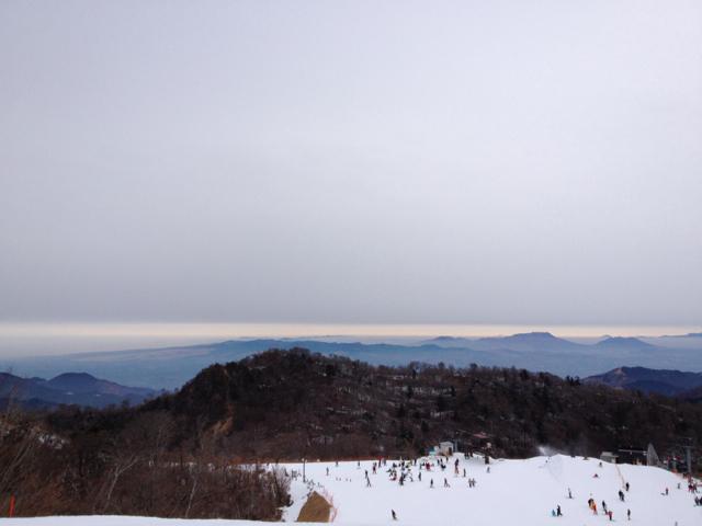 九州にもスキー場はあるんです!
